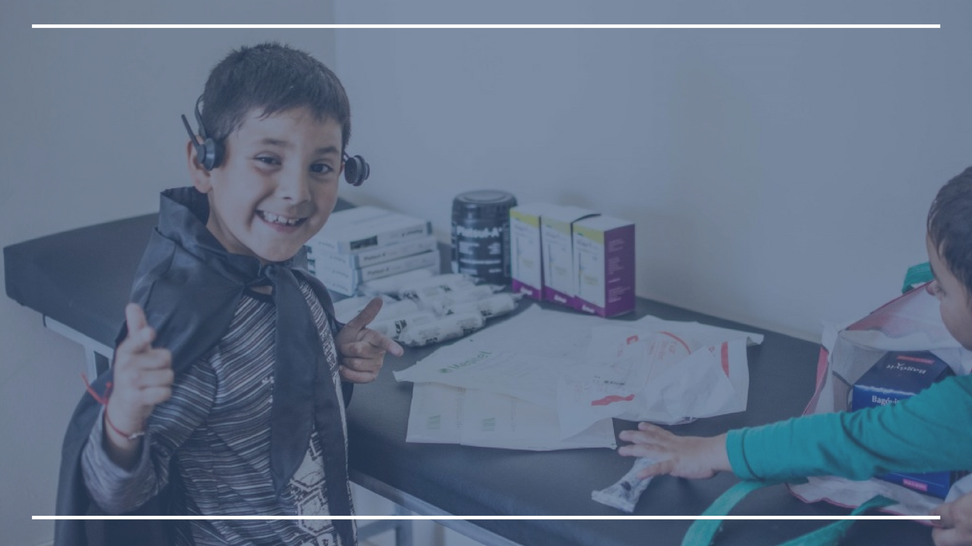 Programa de Distribución de Insumos Gratuitos para Familias con Epidermolisis Bullosa